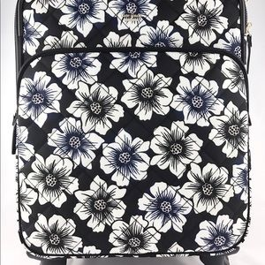 ✈️NWT Kate Spade  Carry on Luggage Suitcase